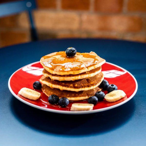 Pancake - Cafe WordPress Theme